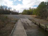 Lawnes Creek Ramp