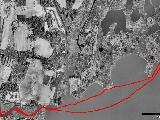 Aerial Map of Trip (Kayak Virginia Beach Images © Paul Perusse)