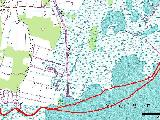 Topo Map (Kayak Virginia Beach Images © Paul Perusse)