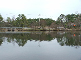 Lotus Pond, kayak launch from the water (Kayak Virginia Beach Images © Paul Perusse)