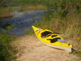 LIttle Island Launch (Kayak Virginia Beach Images © Paul Perusse)